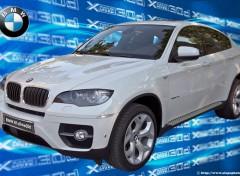 Fonds d'écran Voitures BMW X6 xDrive30d