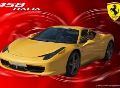 Fonds d'écran Voitures Ferrari 458 Italia