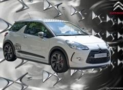 Fonds d'écran Voitures Citroën DS3