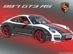 Fonds d'écran Voitures Porsche 997 GT3 RS
