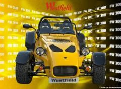 Fonds d'écran Voitures Westfield FW 300