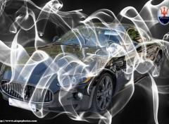 Fonds d'écran Voitures Maserati Gran Turismo