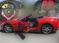Fonds d'écran Voitures Ferrari California