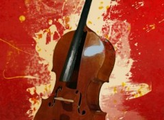 Wallpapers Digital Art Violoncelle