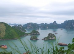 Wallpapers Trips : Asia BAIE D HALONG