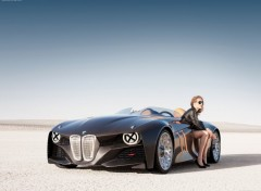 Fonds d'écran Voitures BMW 328 Hommage Concept