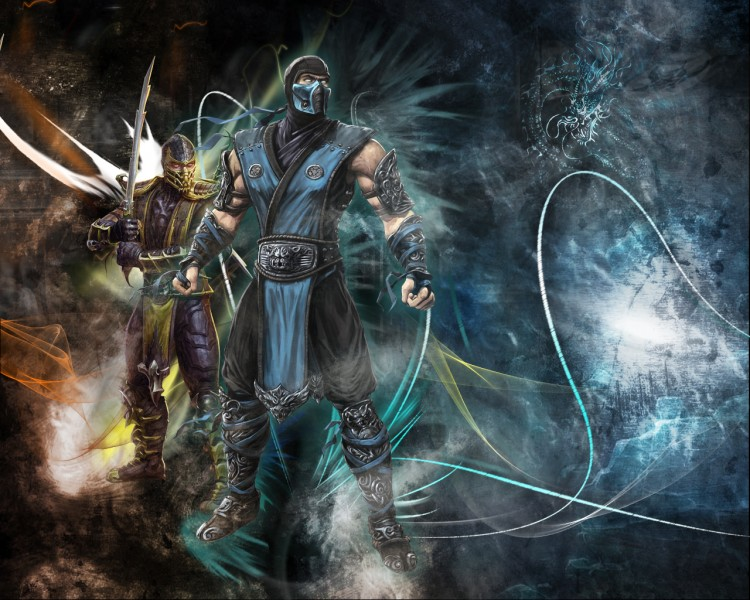 Fonds d'écran Jeux Vidéo Mortal Kombat Mortal Kombat 9