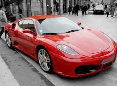 Fonds d'écran Voitures Ferrari F430