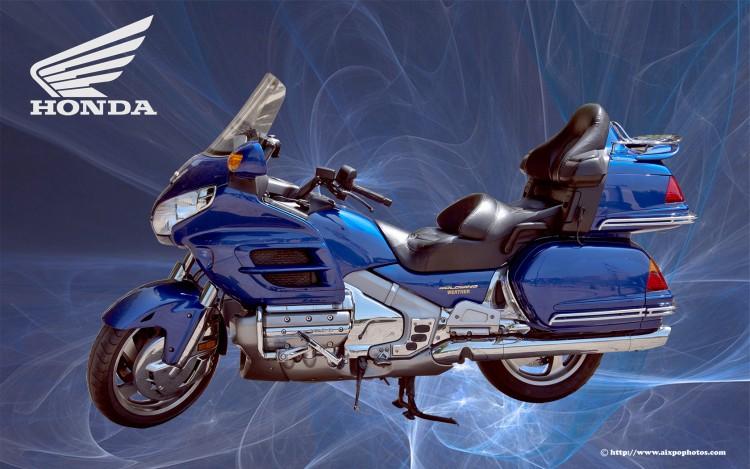 Wallpapers Motorbikes Honda Honda 1800 GoldWing