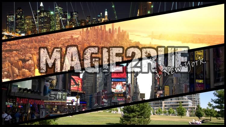 Fonds d'écran Art - Numérique Architecture, constructions Magie2rue à New York