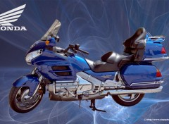 Wallpapers Motorbikes Honda 1800 GoldWing