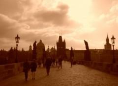 Wallpapers Trips : Europ Le pont Karluv Most (Prague)