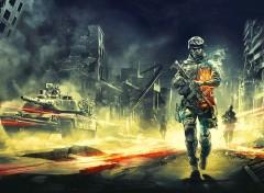 Fonds d'écran Jeux Vidéo Battlefield