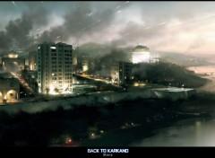 Fonds d'écran Jeux Vidéo Battlefield 3 - Sharqi Peninsula