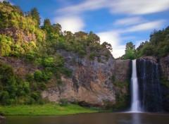Fonds d'écran Nature chute d eau