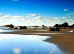 Fonds d'écran Nature bord de mer