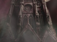Wallpapers Digital Art Cathedrale gothique