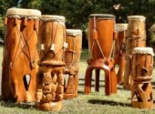 Wallpapers Music PAHU (Tambours Marquisien).