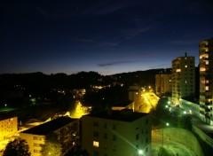 Fonds d'écran Voyages : Europe Le Locle by Night