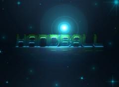 Fonds d'écran Sports - Loisirs handball