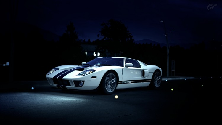 Wallpapers Video Games Gran Turismo 5 ford gt 40