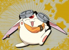 Fonds d'écran Manga Mokona Modoki