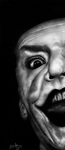 Fonds d'écran Art - Crayon Portraits Jack Nicholson
