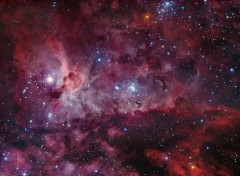 Wallpapers Space NGC3372