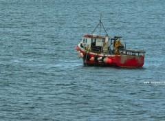Fonds d'écran Bateaux Pêcheur irlandais