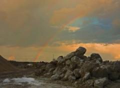 Fonds d'écran Nature arc en ciel
