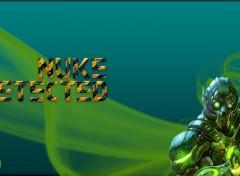 Fonds d'écran Jeux Vidéo Nuke detected