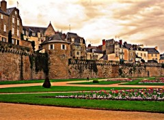 Wallpapers Constructions and architecture vannes