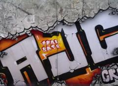 Fonds d'écran Art - Peinture Tag AJC crew Brest