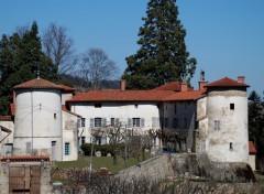 Fonds d'écran Constructions et architecture Chateau de la Pierre ,Chazelle sur lavieux ,Loire 42