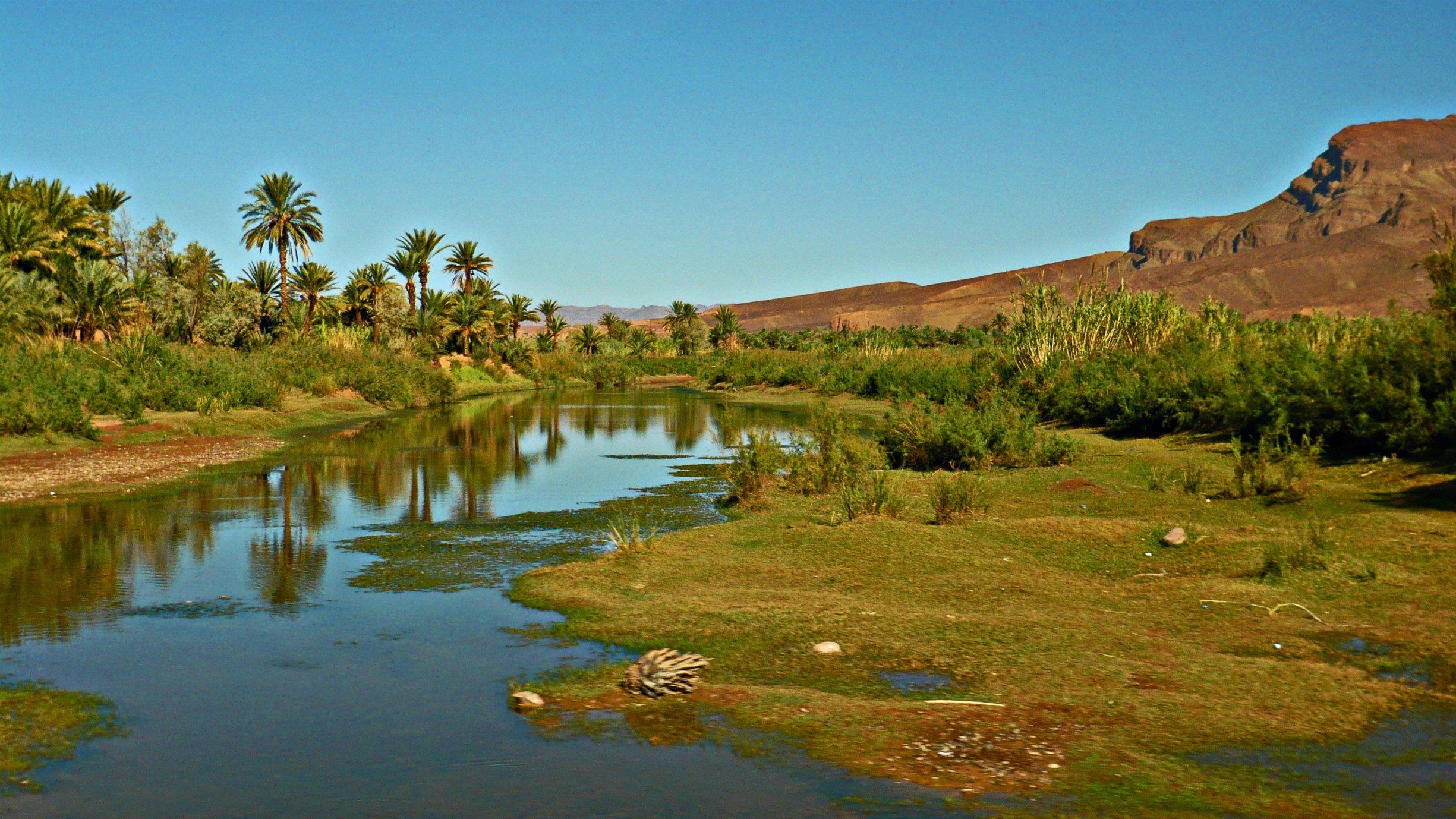 Fonds d'écran Voyages : Afrique Maroc source