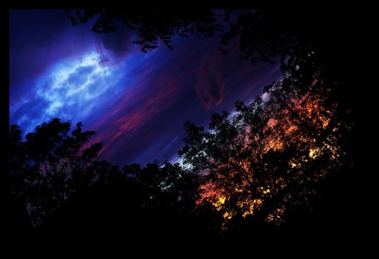 Wallpapers Nature Skies - Clouds Magic sky!