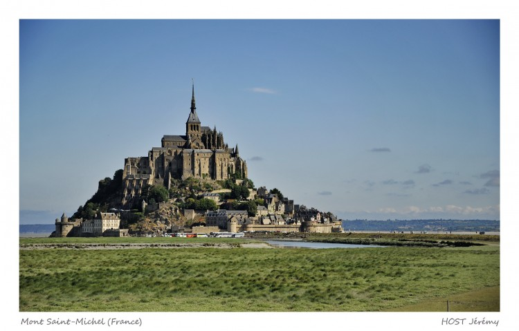 Fonds d'écran Voyages : Europe France > Bretagne Mont Saint-Michel .2