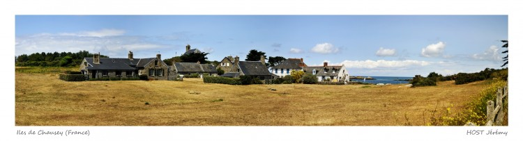 Fonds d'écran Voyages : Europe France > Bretagne Iles de Chausey - Village des Blainvillais