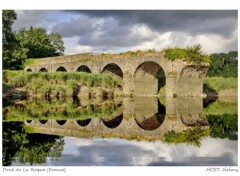 Wallpapers Trips : Europ Le pont de La Roque