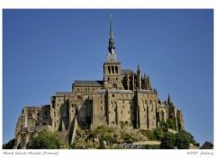 Fonds d'écran Voyages : Europe Mont Saint-Michel