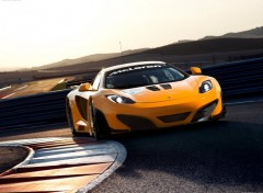 Wallpapers Cars McLaren MP4-12C GT3