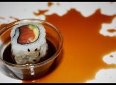 Fonds d'écran Objets Sushi