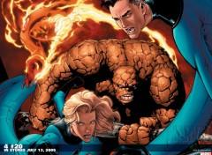 Fonds d'écran Comics et BDs FF