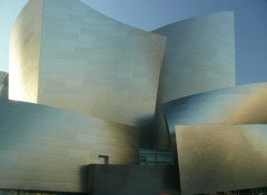 Fonds d'écran Voyages : Amérique du nord Walt Disney concert hall Los Angeles