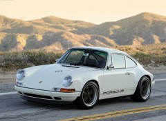 Wallpapers Cars Singer 911