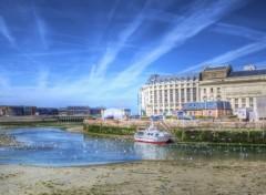 Fonds d'écran Nature Casino Deauville