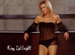 Fonds d'écran Célébrités Femme Kim Cattrall
