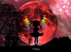 Fonds d'écran Manga Scarlet Devil