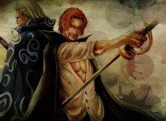 Wallpapers Manga Shanks & Beckman