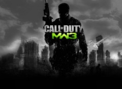 Wallpapers Video Games Call of Duty - Modern Warfare 3 - Dark